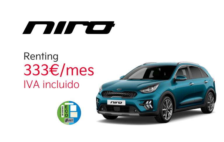 renting niro hev